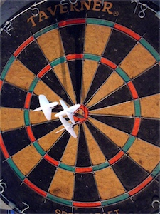 Dart Board Picture